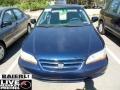 2002 Eternal Blue Pearl Honda Accord VP Sedan  photo #2