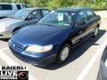 2002 Eternal Blue Pearl Honda Accord VP Sedan  photo #3