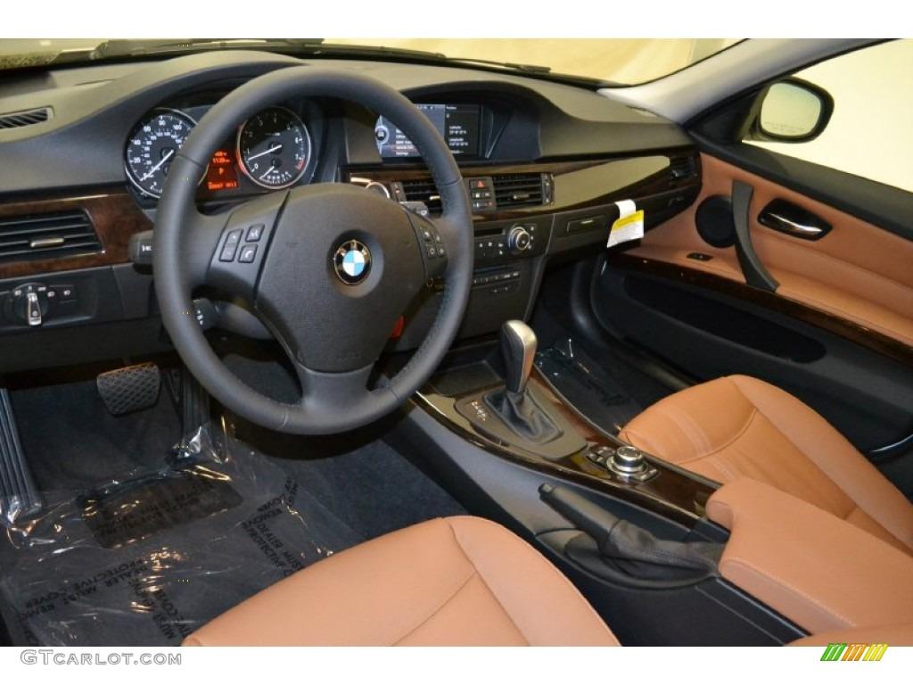 Bmw Saddle Brown Leather Interior