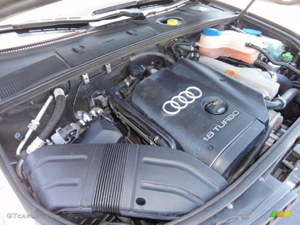 2004 audi a4 1 8t cabriolet 1 8l turbocharged dohc 20v 4 for Audi a4 1 8 t motor for sale