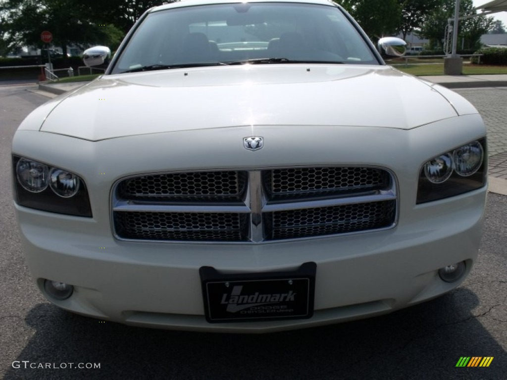 Stone White 2008 Dodge Charger Dub Edition Exterior Photo