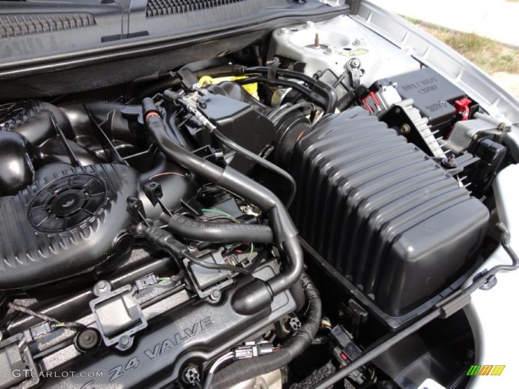 2004 Chrysler Sebring Gtc Convertible 2 7 Liter Dohc 24