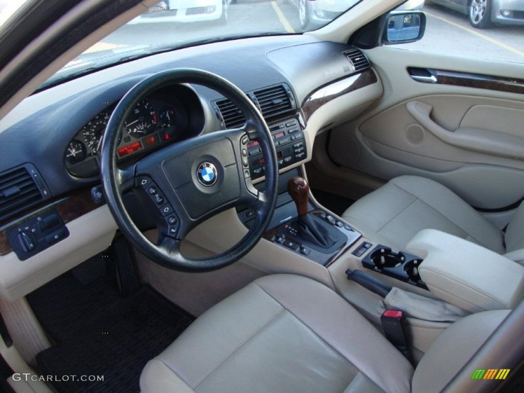 sand interior 2000 bmw 3 series 328i sedan photo 50087688