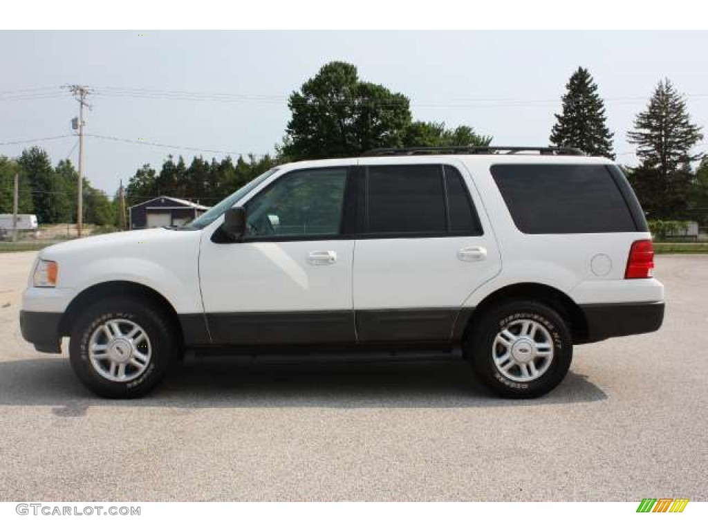 Oxford White 2006 Ford Expedition Xlt 4x4 Exterior Photo