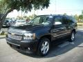 Black Granite Metallic 2011 Chevrolet Suburban LTZ