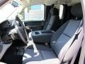 2011 Imperial Blue Metallic Chevrolet Silverado 1500 LS Extended Cab 4x4  photo #7