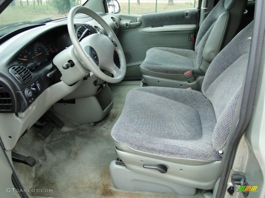Gray Interior 1997 Dodge Grand Caravan Se Photo  50103249