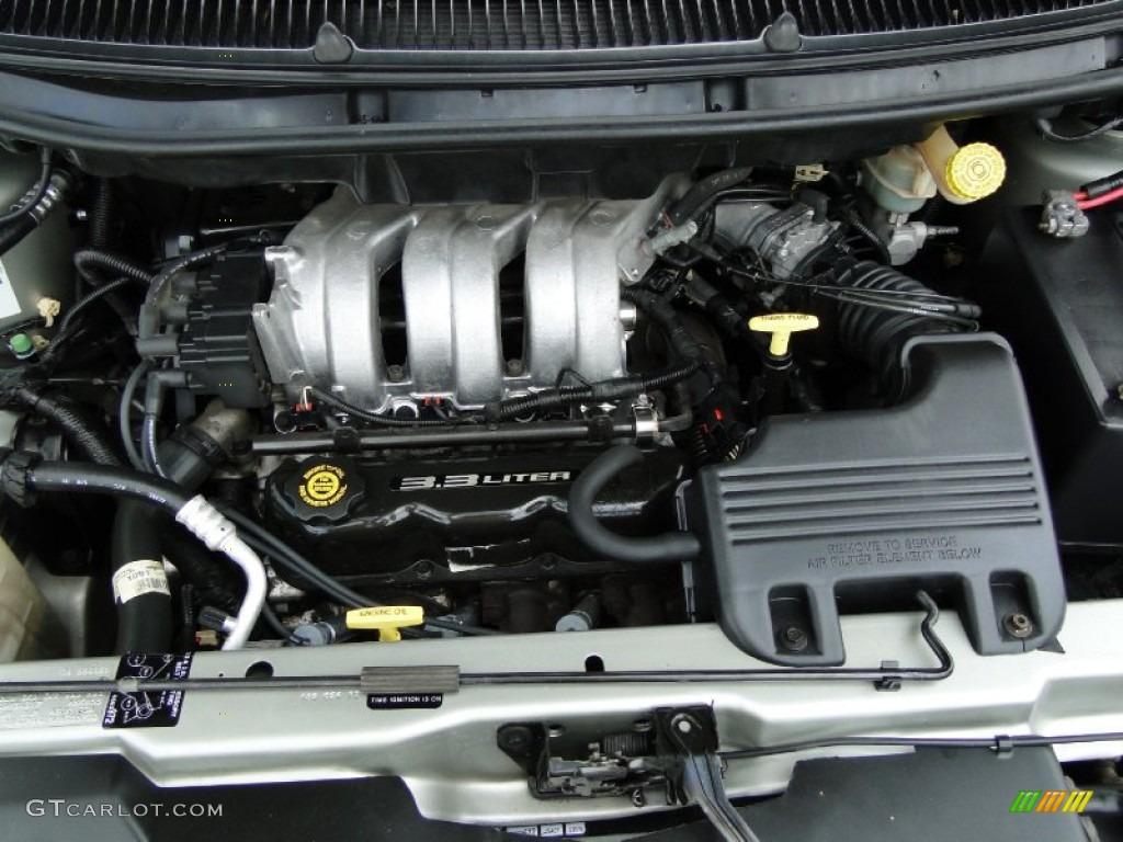 1997 Dodge Grand Caravan Se 3 3 Liter Ohv 12