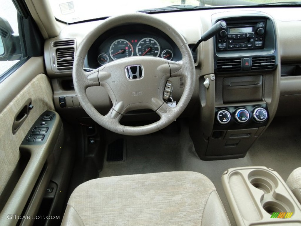 Saddle Interior 2003 Honda Cr V Lx Photo 50104080
