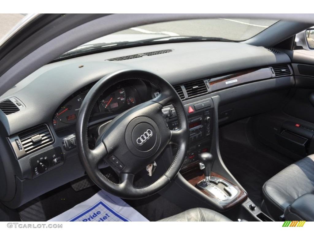 Onyx Interior Audi A T Quattro Sedan Photo - Audi a6 quattro 2001