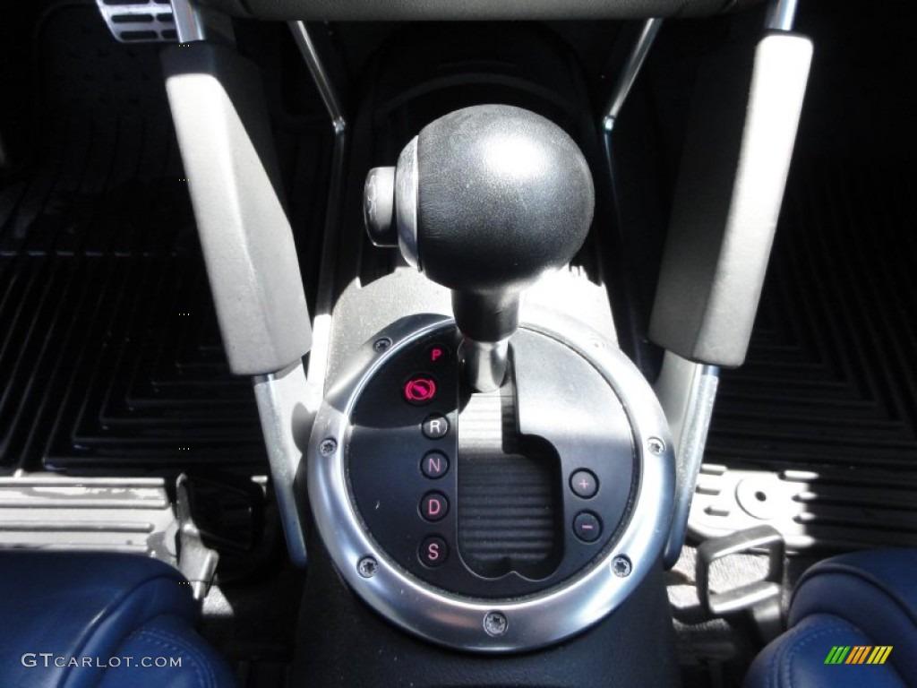 2003 Audi Tt 18t Coupe 5 Speed Tiptronic Automatic Transmission