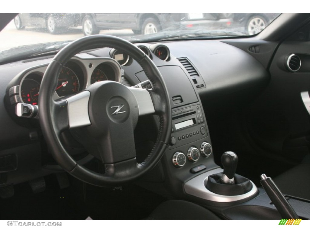 2008 nissan 350z coupe interior photo 50110476. Black Bedroom Furniture Sets. Home Design Ideas