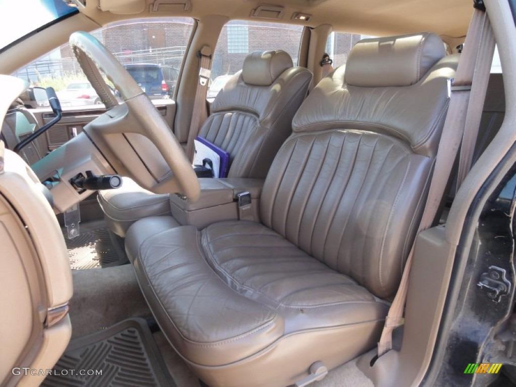 Beige Interior 1994 Buick