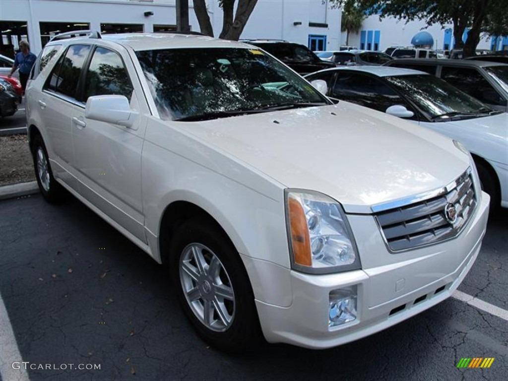 Cadillac Srx White Diamond 2005 Srx v6 White Diamond
