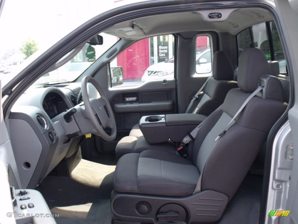 Captivating Medium/Dark Flint Interior 2006 Ford F150 XLT Regular Cab 4x4 Photo  #50117253 Amazing Design