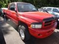 Flame Red 2000 Dodge Ram 1500 Gallery