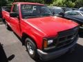 Victory Red 1993 Chevrolet C/K C1500 Regular Cab