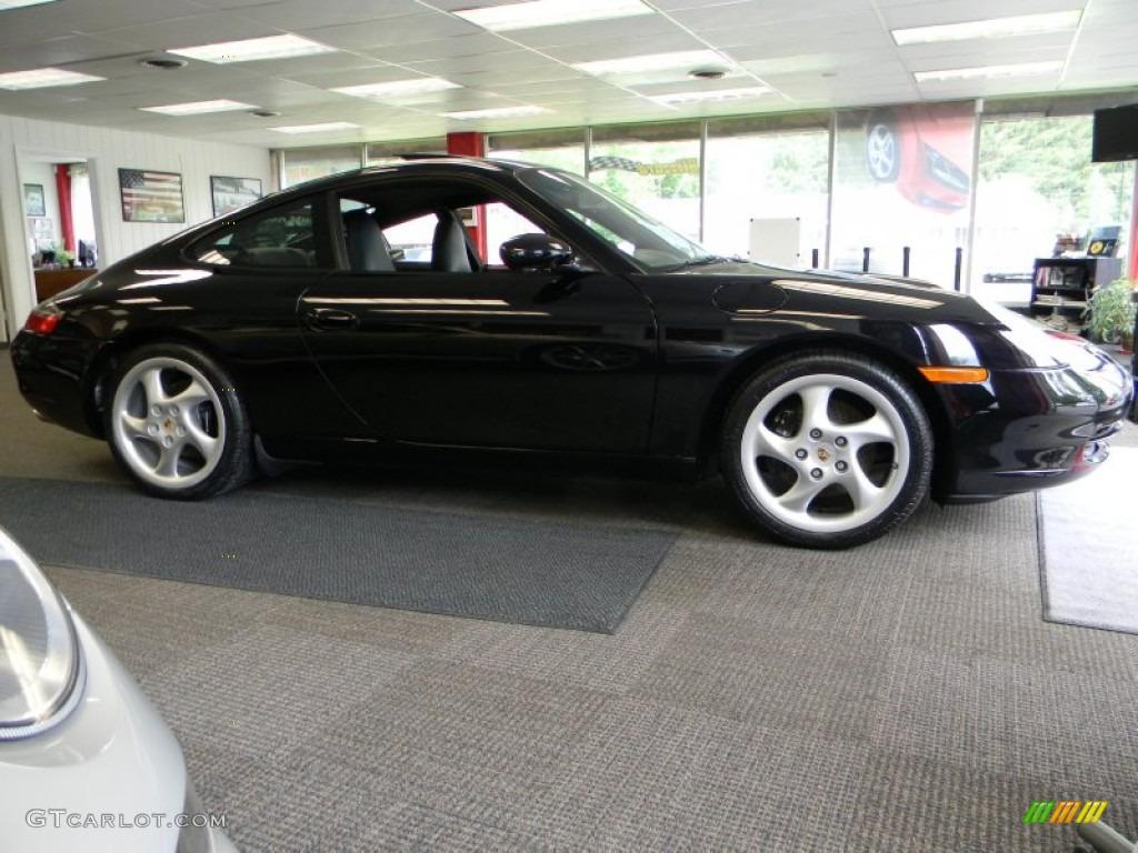 Black 2000 Porsche 911 Carrera Coupe Exterior Photo #50134986 ...