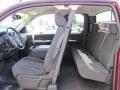 Dark Titanium Interior Photo for 2008 Chevrolet Silverado 1500 #50140795