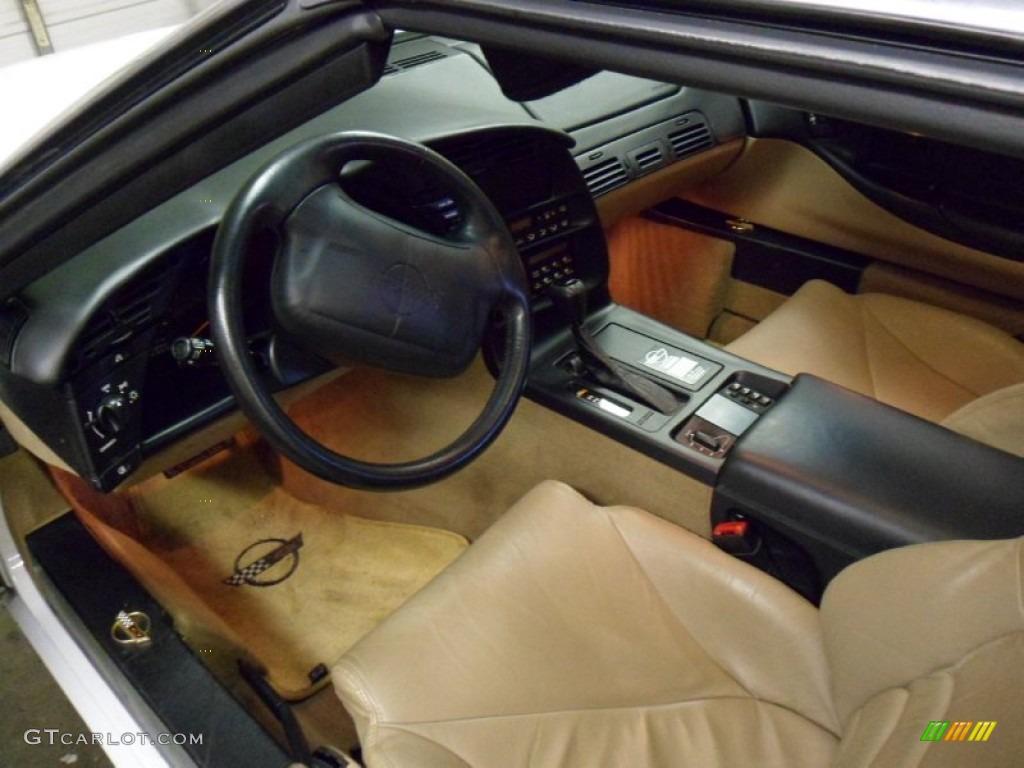 Corvette 1995 Interior
