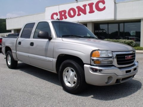 2004 gmc sierra 1500 slt crew cab data info and specs. Black Bedroom Furniture Sets. Home Design Ideas