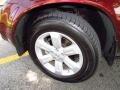 2007 Merlot Pearl Nissan Murano S AWD  photo #20