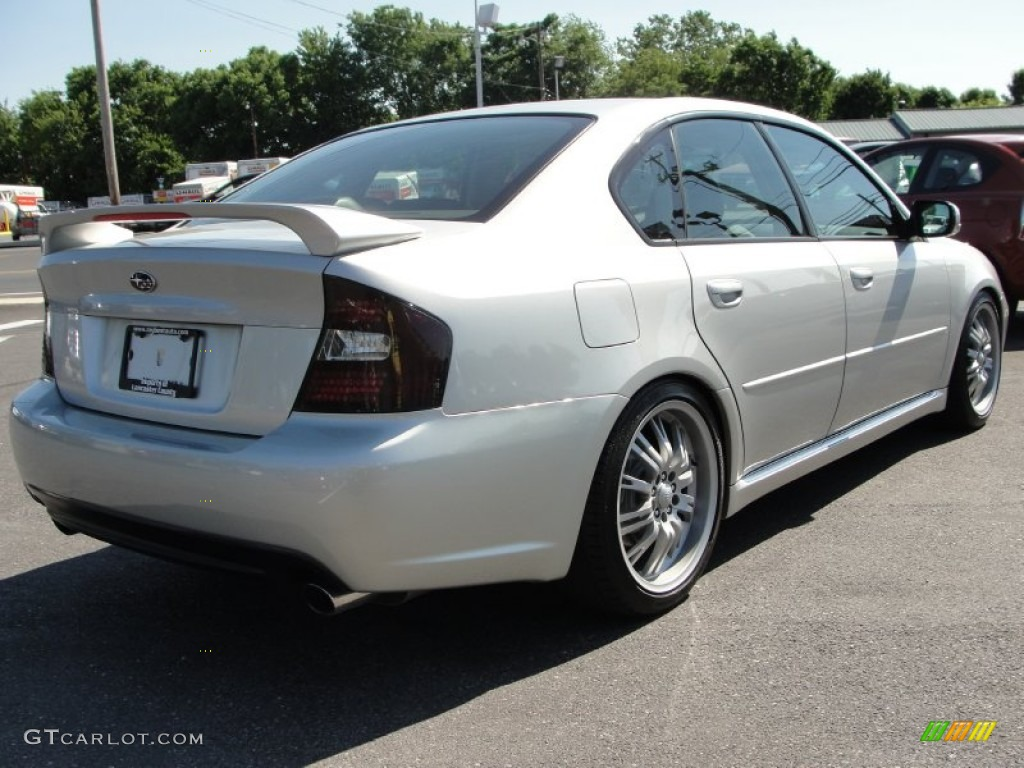 Brilliant Silver Metallic 2006 Subaru Legacy 2 5 Gt Limited Sedan Exterior Photo 50147755