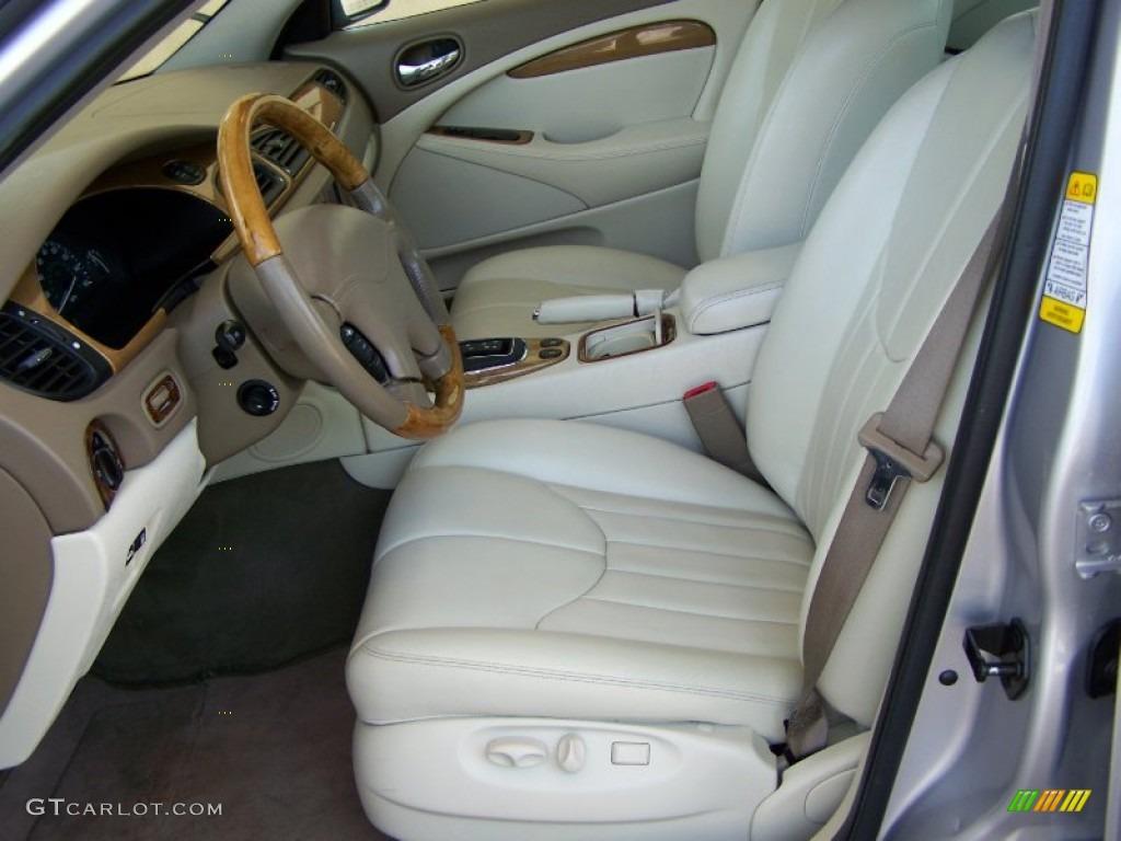 2001 Jaguar S Type 4 0 Interior Photo 50153960