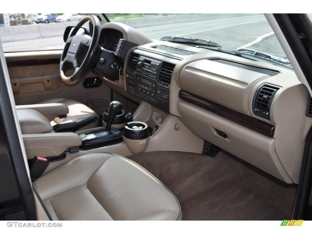 2001 Land Rover Discovery Ii Se Interior Photos Gtcarlot Com