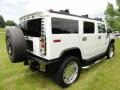 White 2006 Hummer H2 SUV Exterior