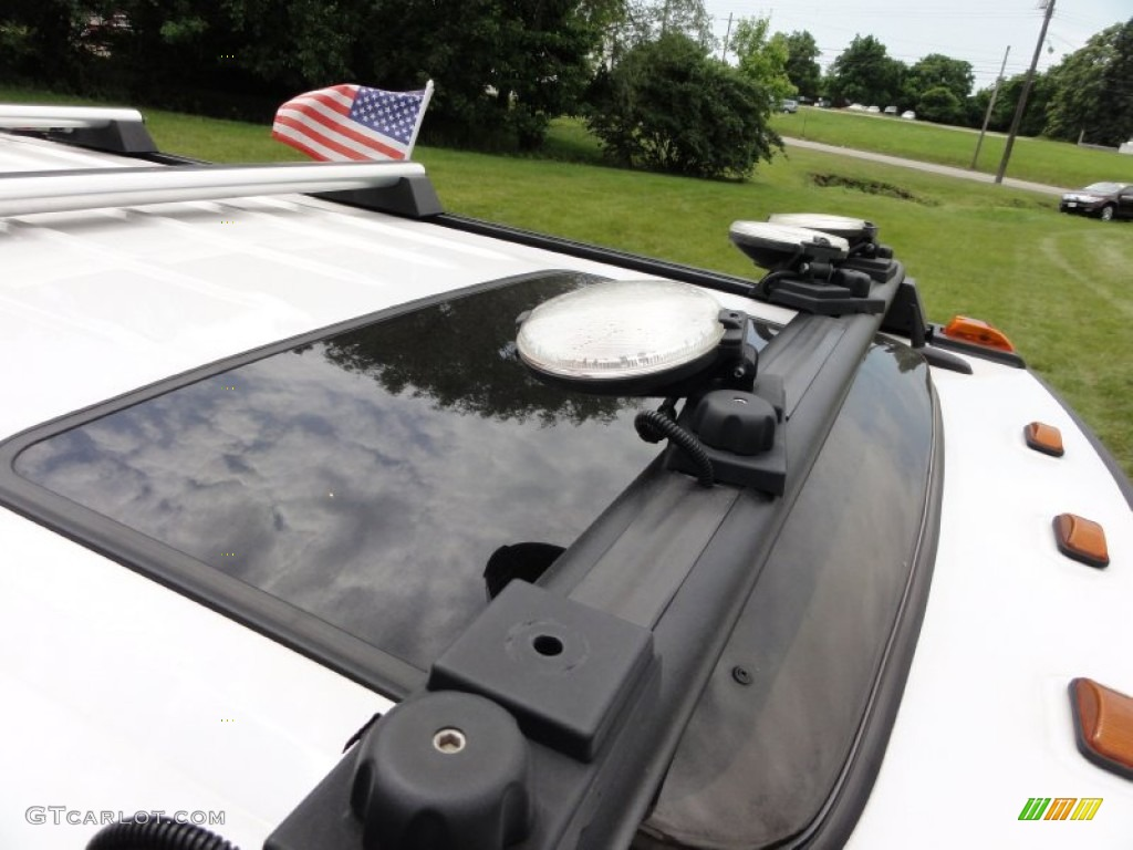 2006 Hummer H2 SUV Sunroof Photo #50162537