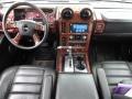 Ebony 2006 Hummer H2 SUV Dashboard
