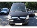 Carbon Black Metallic - Sprinter 2500 High Roof Passenger Van Photo No. 2
