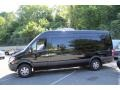 Carbon Black Metallic - Sprinter 2500 High Roof Passenger Van Photo No. 3