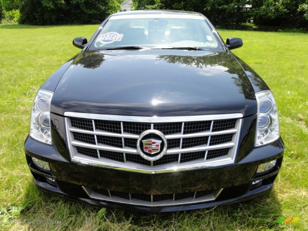 black raven 2008 cadillac sts 4 v6 awd exterior photo. Black Bedroom Furniture Sets. Home Design Ideas