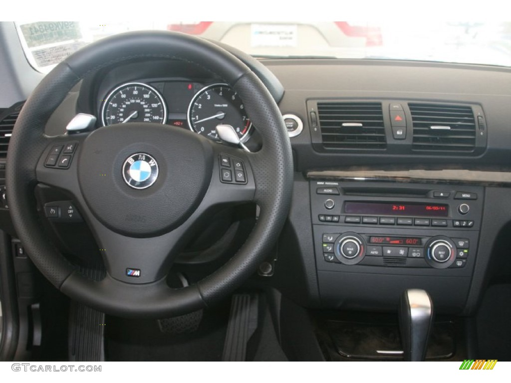 Bmw Vin Decoder >> 2009 BMW 1 Series 135i Coupe Black Dashboard Photo #50163596 | GTCarLot.com