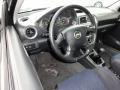Grey/Blue 2003 Subaru Impreza Interiors