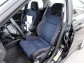 Grey/Blue 2003 Subaru Impreza Interiors