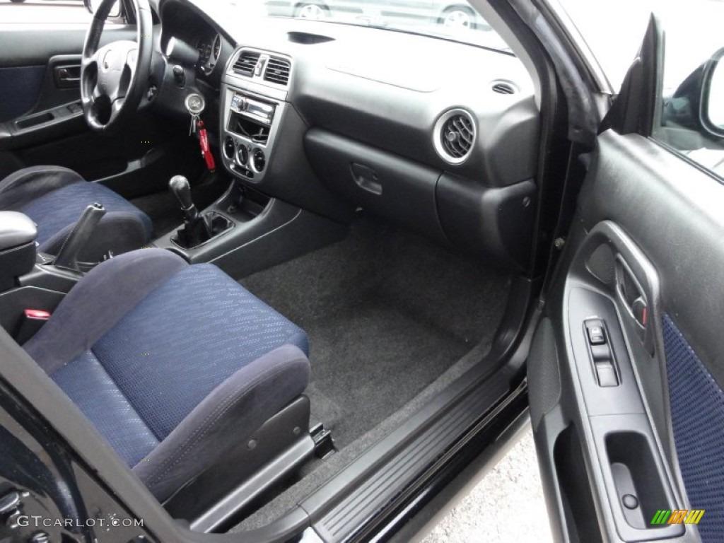 2003 Subaru Impreza WRX Sedan interior Photo #50170091 ...