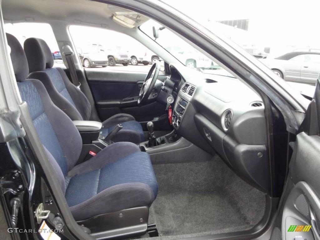 2003 Subaru Impreza Wrx Sedan Interior Photo 50170121