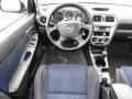 2003 Subaru Impreza Grey/Blue Interior Dashboard Photo