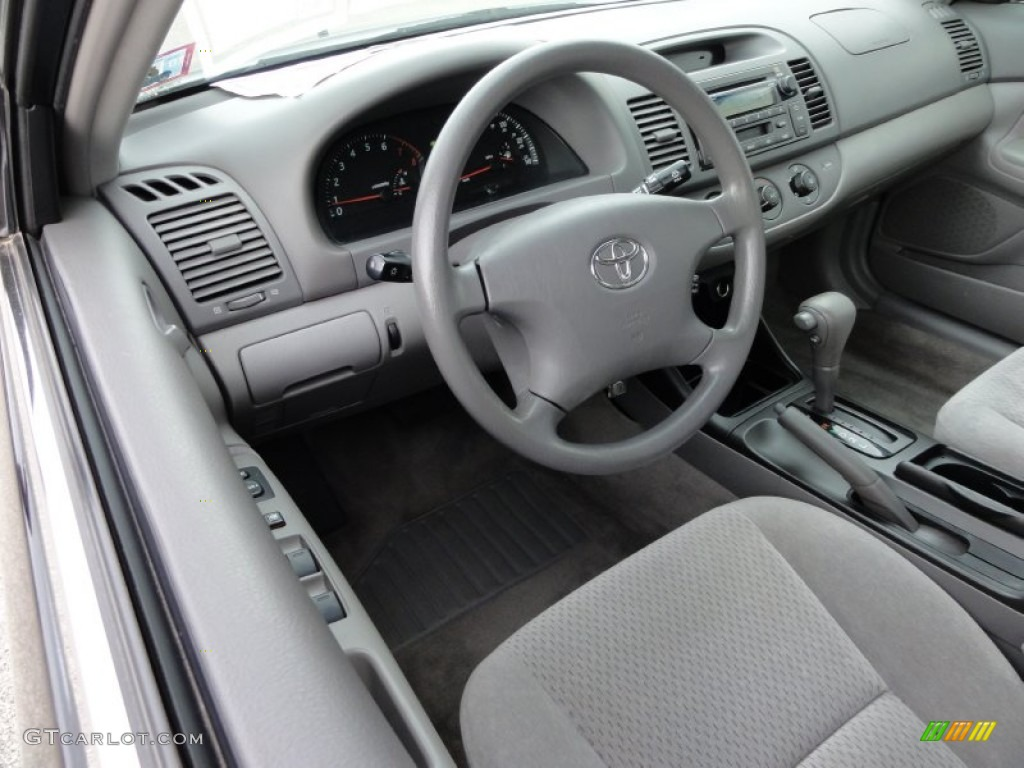 Stone Interior 2003 Toyota Camry Le V6 Photo 50173889