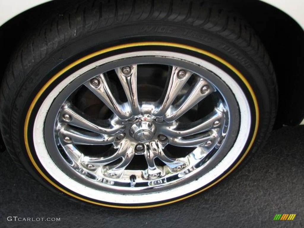 Cadillac DeVille Custom Wheels