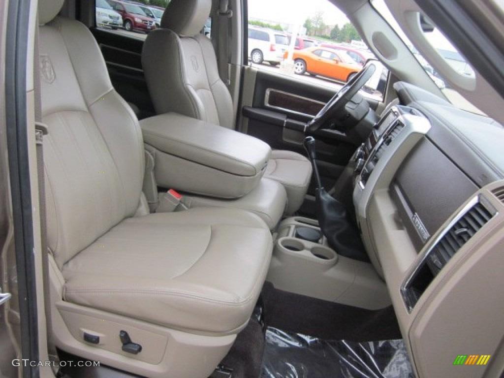 2010 Dodge Ram 3500 Laramie Crew Cab 4x4 Dually 6 Speed Manual Transmission  Photo #50178620