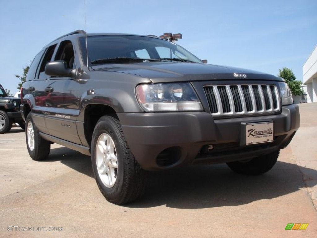 2004 graphite metallic jeep grand cherokee laredo 50151125 car color galleries. Black Bedroom Furniture Sets. Home Design Ideas