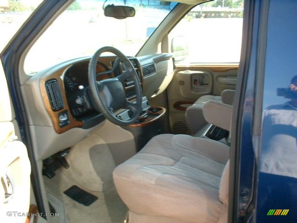 2000 Chevrolet Express G1500 Passenger Conversion Van Interior Photo 50181980