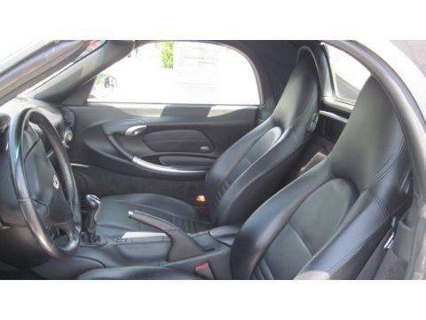 Porsche Boxster 2000 Interior. 2000 Porsche Boxster S