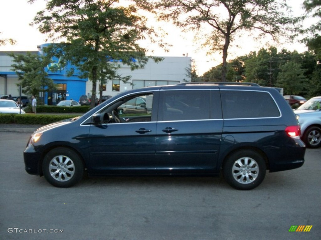 2010 bali blue pearl honda odyssey ex l 50151262 car color galleries. Black Bedroom Furniture Sets. Home Design Ideas