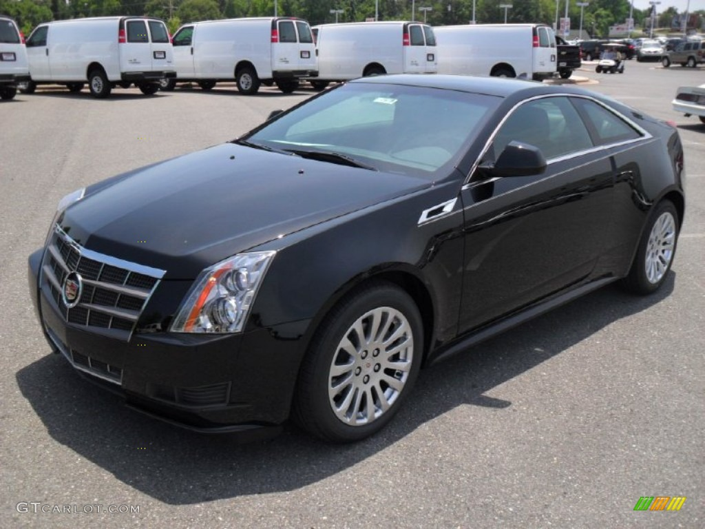 Black raven 2011 cadillac cts coupe exterior photo 50185310 gtcarlot com