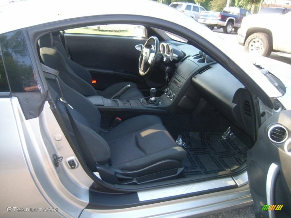 Carbon black interior 2004 nissan 350z coupe photo 50196954 carbon black interior 2004 nissan 350z coupe photo 50196954 vanachro Images